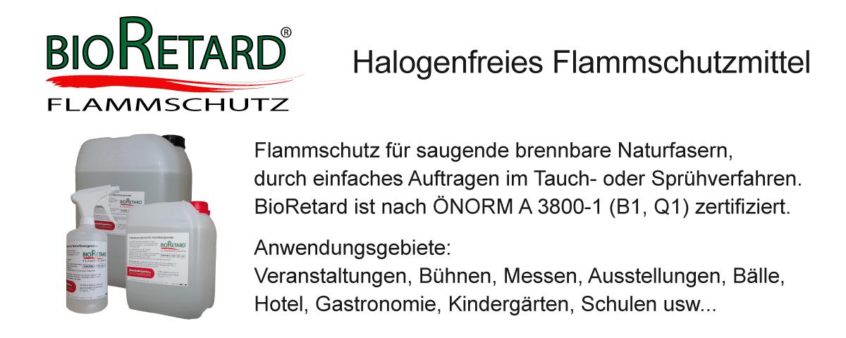 BioRetard Flammschutzmittel