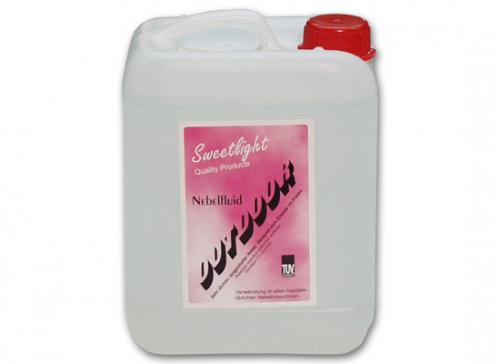 Sweetlight Nebelfluid OUTDOOR 5 Liter