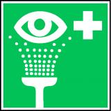 EverGlow Augenspüleinrichtung ISO7010 20,0 x 20,0  cm