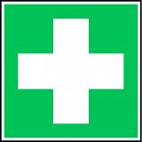EverGlow Erste Hilfe ISO7010 20,0 x 20,0  cm