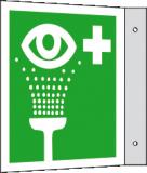 EverGlow Augenspüleinrichtung Fahne 20,0 x 20,0  cm