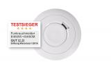 Ei650W - 10 Jahres Rauchwarnmelder - vernetzbar - Made in EU